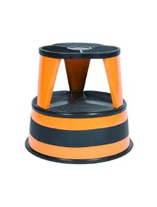 1001 Rolling Step Stool