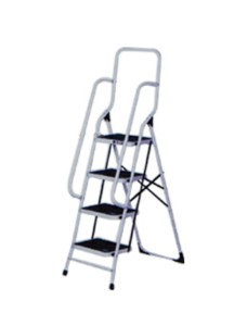 L-624HR Foldable Ladder